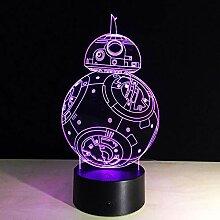 3D Nachtlicht 3D Nachtlicht Igure Toy Lampe 7