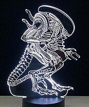 3D Nachtlicht Action Film Alien Vs Predator