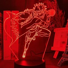 3D Nachtlicht Anime Naruto 3d Lampe Minato