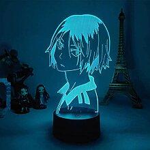 3D Nachtlicht Illusion Led Lampen Lampe für