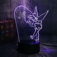 3D Nachtlicht Jungen Mädchen Spielzeug