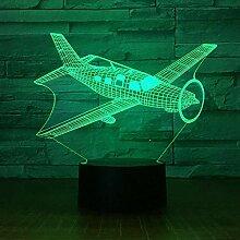 3D Nachtlicht Kreative Produkt Nacht 3d Lampe