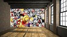 3D One Piece Comic 243 Japan Anime Tapeten Drucken