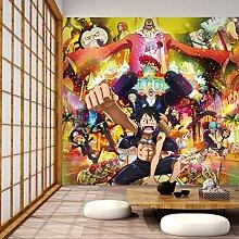 3D One Piece Film 255 Japan Anime Tapeten Drucken
