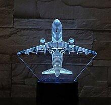 3D Optical Illusion Lampe Led Nachtlicht