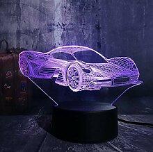 3D Optical Illusion Lampe Led Nachtlicht Neuheit