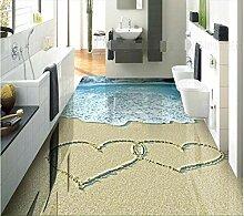 3D PVC-Bodenbelag Benutzerdefinierte Tapeten