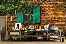 3D Retro Fensterbank für Wohnzimmer Wohnzimmer