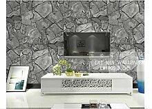3D Rock Textur Stein Engineering Dekoration Pvc