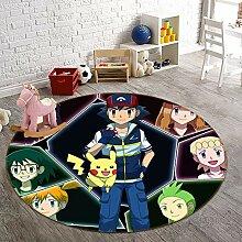 3D Rug Mat for Pokemon Pikachu 365 Japan Anime