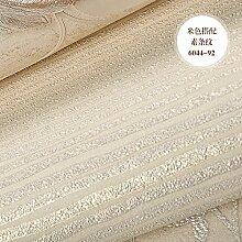 3D Stereo Carving Continental Vlies Reinigungstuch Tapete Schlafzimmer Wohnzimmer TV Wand Papier Hintergrund Beige