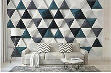 3d Stereo Dreieck Dekoration 3d Moderne Tapete