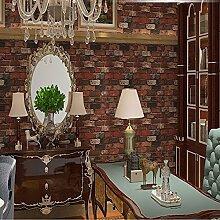 3D-Stereo-Simulator Red Brick Vintage Kultur