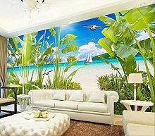 3d Stereoscopic Wallpaper Tropischer Regenwald