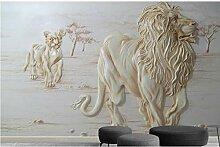 3D Stereoskopische Relief 3D Tapete Für Wände
