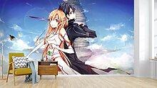 3D Sword Art Online 923 Japan Anime Tapeten
