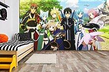 3D Sword Art Online Japanese Anime