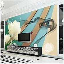 3D Tapete Customized 3D Tapete Für Wohnzimmer