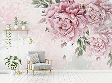 3D Tapete Effekte Blume Vlies Tapete Riesiges Bild