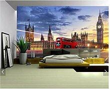 3d Tapete für Wände 3d Wandbild UK rote Brücke