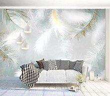 3D-Tapete für Wohnzimmer, Schlafzimmer, TV