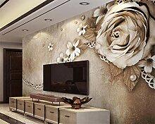 3D Tapete Hauptdekoration Wohnzimmer Tapete große