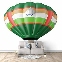 3D Tapete Heißluftballon 3D Wandbilder Für