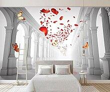 3D Tapete Hochzeitssaal Romantik Im Europäischen