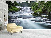 3D Tapete Kroatien Waldwasserfall Fototapete Vlies