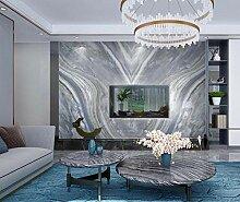 3D Tapete Lanjinsha Stein Kämpfen Leichten Luxus