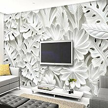 3D-Tapete, lila Schloss,