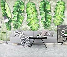 3D-Tapete, modern, minimalistisch, Regenwald,