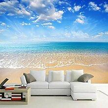 3D Tapete Moderne Meer Landschaft Foto