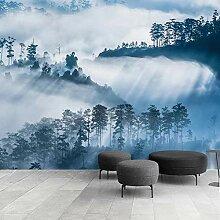3D Tapete Moderne Wandbilder Landschaftsmalerei
