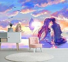 3D Tapete Sword Art Online Anime Wallpaper Mural