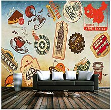 3D Tapete Tapete Custom 3D Wall Murals Fashion