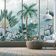 3D Tapete Wandbild Bemalt Handgefertigt Nordischen