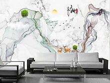 3D Tapete Wandgemälde Benutzerdefinierte