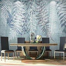 3D Tapete Wandtapete Moderne 3D Tropische Pflanze
