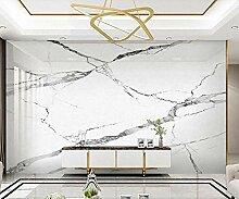 3D Tapete Weiße Chinesische Marmorbeschaffenheit