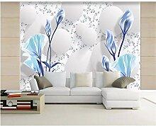 3D Tapete Wohnzimmer Schlafzimmer Wandbild Elegant