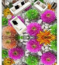 3D Tapeten Boden Aufkleber