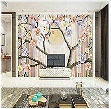 3D Tapeten Wandbild 3D Tapeten Für Wohnzimmer