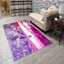 3D Teppich Tür Teppich, Matratze, Türmatte, Schlafzimmer, Foyer, Wohnzimmer Matte, rutschfeste Matte , #2 , 70*180cm