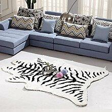 3D Tigerstreifen klassischen europäischen Luxus Wohnzimmer Teppich Sofa Schlafzimmer Teppich Matte , 2*3m