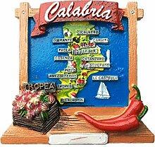 3D Tropea Kalabrien Italien Souvenir
