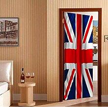 3D Tür Aufkleber Für Wohnzimmer Schlafzimmer