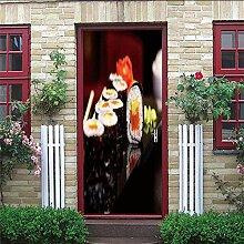 3D Tür Aufkleber Türaufkleber Wandbilder