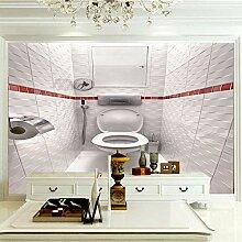 3d Vintage Fototapete Badezimmer Leinwand Wandbild