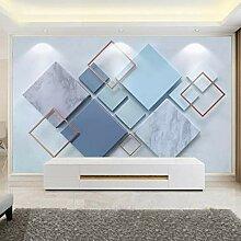 3D Vliesstoff Wallpaper Nordische Geometrische